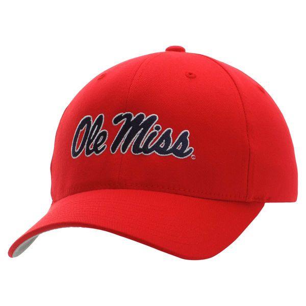 Ole Miss Rebels Fundamental Flex Hat - Red - $15.99