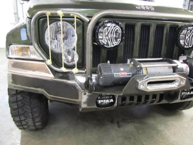 MtnLuvr's (Declassified) Off-Road Bumpers and Rock Sliders - Jeep Liberty Forum - JeepKJ Country