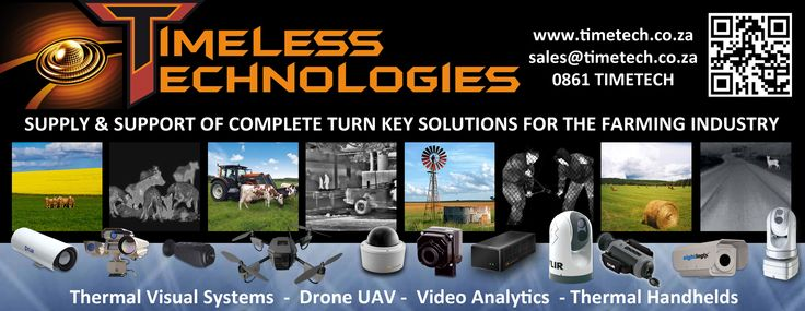 Timeless Technologies also works in the farming industry.  For more info: http://www.timetech.co.za/