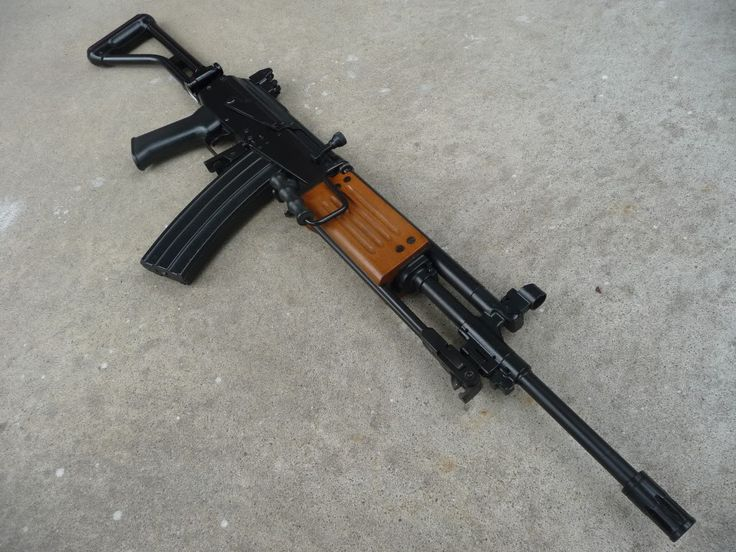 """gun-gallery: """"IMI Galil ARM - 5.56x45mm """""""