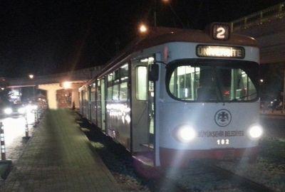 Konya'da bir tramvay kazası daha
