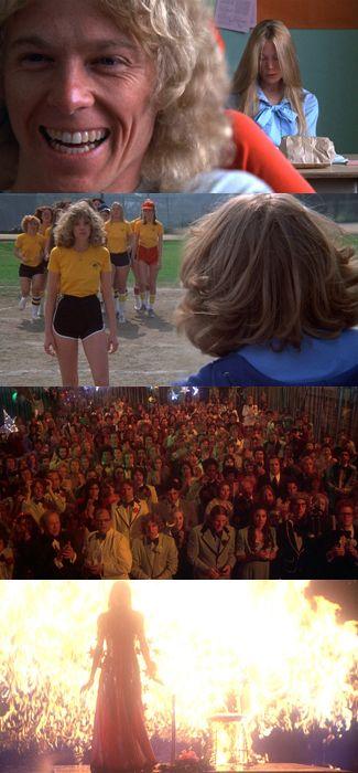 Carrie, 1976 (dir. Brian de Palma)      omg tommy ross!!