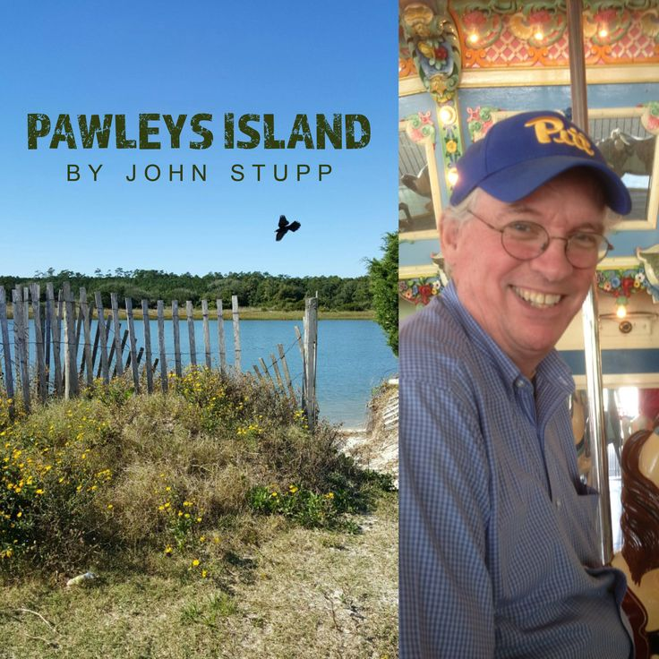 FINISHING LINE PRESS BOOK OF THE DAY: Pawleys Island   by John Stupp  $19.99, paper, Full-Length  https://www.finishinglinepress.com/product/pawleys-island-by-john-stupp/  John Stupp is the author of the 2015 full-length collection Advice from the Bed of a Friend (by Main Street Rag).  John holds academic degrees from Notre Dame University, The University of British Columbia and Case Western Reserve University in Cleveland.