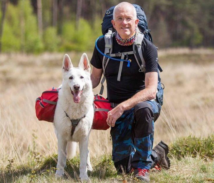 Auteur Eric Heres is op 1 juni begonnen aan een wandeling van 600 kilometer, samen met zijn hond Ice, door Scandinavië. Met deze tocht en enkele andere activiteiten later dit jaar, wil Eric geld inzamelen voor de opleiding van een zogeheten 'hulphond' voor veteraan Bruno. O.a. door het organiseren van een benefietconcert en i.s.m. Futuro Uitgevers een boek over veteranen. #ericheres #hikingforbruno #futurouitgevers