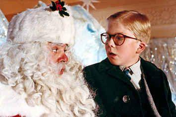 "How ""A Christmas Story"" Kept Peter Billingsley Normal"