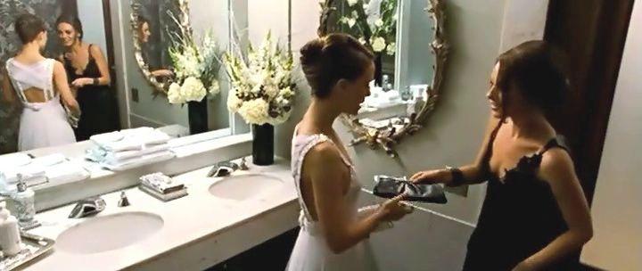 Mila Kunis in Blackswan