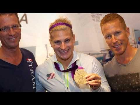 USA Judo - Kayla Harrison wins GOLD with help of Maximized Living