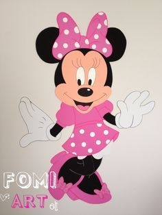 Minnie en Fomi