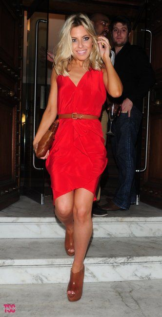 lovely dress, Mollie King