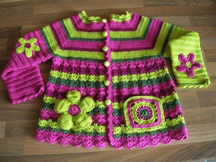 DE MIS MANOS TEJIDOS Y MAS...: Modelos de ropas para niños