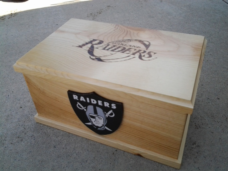 Okland Raiders Men's Jewelry Box.