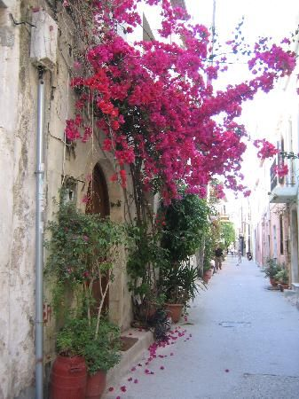 Greece: Old Town, Rethymnon