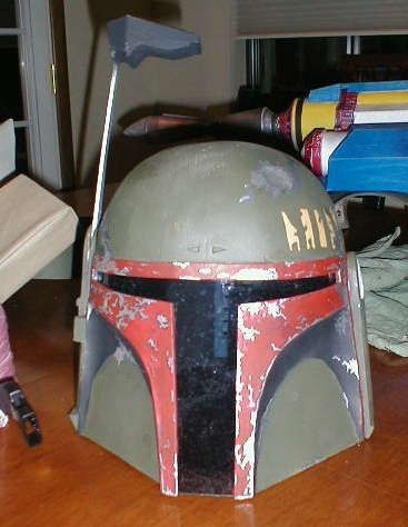 How to make a costume Boba cardboard helmet  helmetfinished.jpg