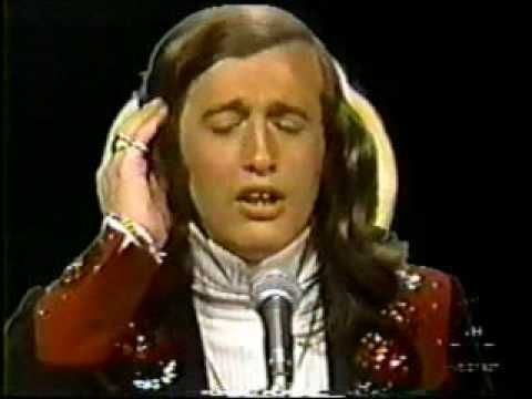 Bee Gees -   Message To You (1973)   Live on The Midnight Special!  Always had to stay up late to watch!
