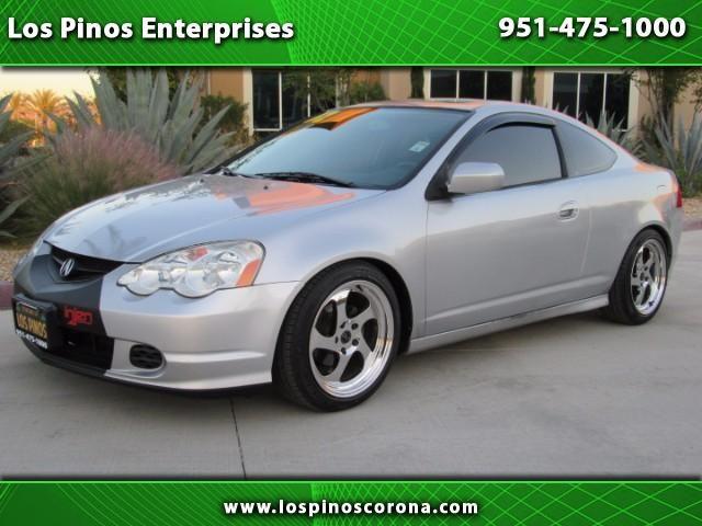 Used 2002 Acura RSX for Sale in Corona, CA 92879 Los Pinos Enterprises