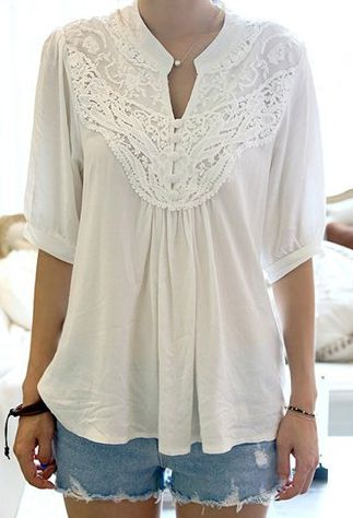 Flowy summer top. A little boho in my wardrobe is nice - just don't want to feel like I'm wearing a hippie costume. (Sorry for sounding like Sheldon Cooper.)