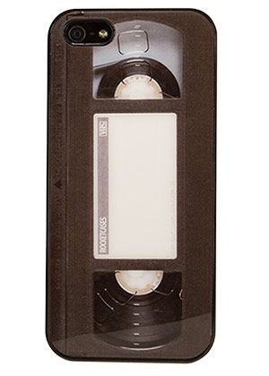 VHS Tape Case for iPhone 5