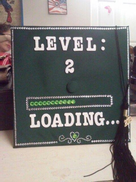 Associates degree idea #capdecoration