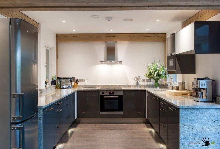 Картинки по запросу п-образный кухонный полуостров