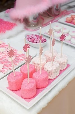 Perfect for a little girl party or shower!