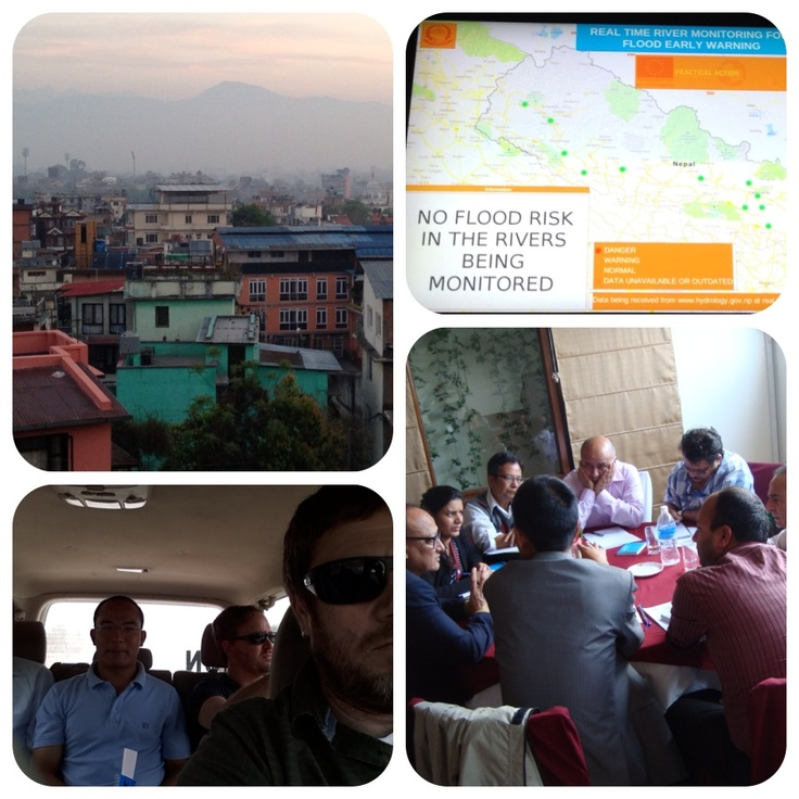 Nepal! Our final country visit to evaluate the impact of coordination of humanitarian action. We interacted with a total of 87 stakeholders! Next on our plate, final analysis and results! Stay tuned!