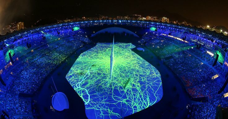 The 10 best moments of the Rio Olympics opening ceremony.