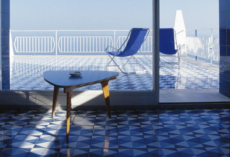 Parco dei Principi, Sorrento, Amalfi Coast. Gio Ponti.: