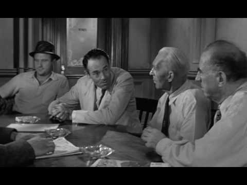 12 angry men influence The movie 12 angry men depicts the story about 12 people serving as jury who have completely different attitudes, personalities, emotions and approaches in.