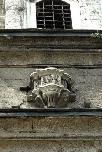 Ottoman bird house