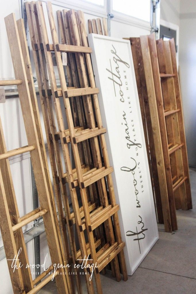 A Peek of Items Going To The Vintage Whites Market - The Wood Grain Cottage