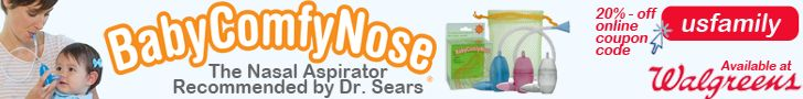 ~Glamamama's Goodies~: BabyComfyNose Nasal Aspirator Recommended by Dr. Sears at Walgreens with a Discount too #baby
