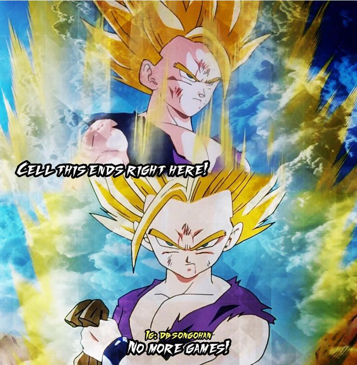 12 Likes, 1 Comments Son Gohan 孫悟飯 (dbsongohan) on