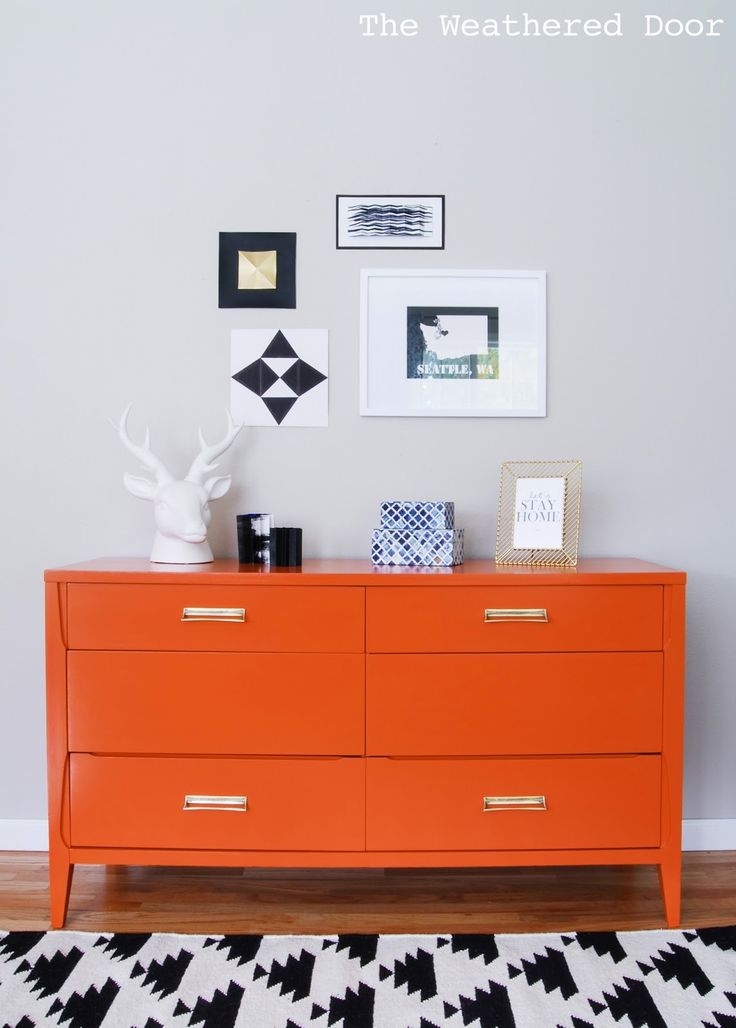 Top Ten Furniture Makeovers and Projects of 2014