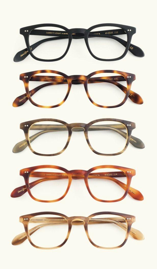 Garrett Leight's latest collaborative eyewear is worth the look