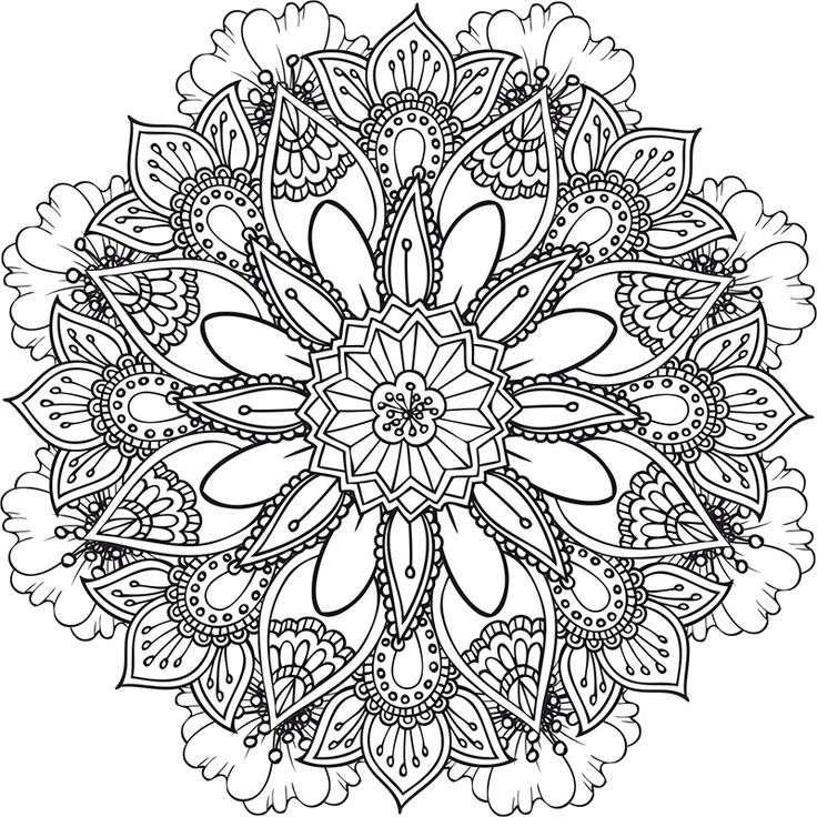 4432 best mandala images on pinterest