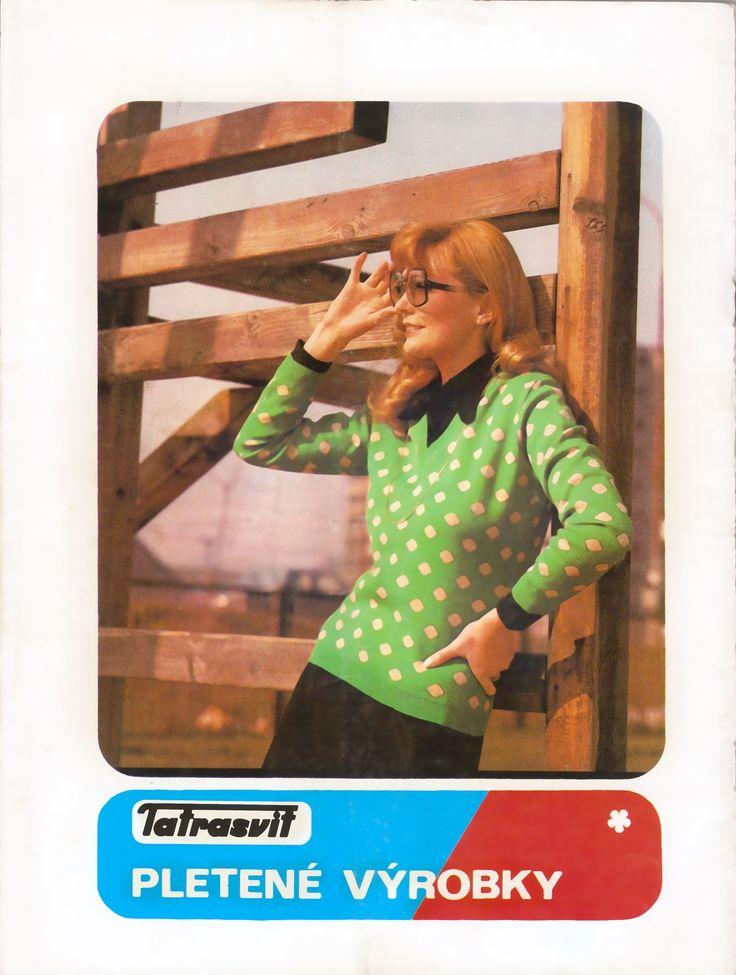 pletené svetre - Tatrasvit