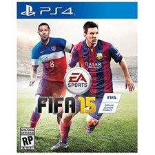 FIFA 15 - PS4  Buy New: $31.03 16 New and Used from $28.18 In Stock: Usually Ships in 1-2 business days