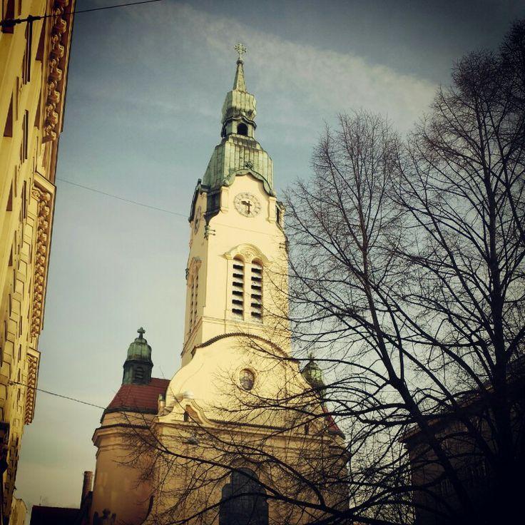 Kostel Neposkvrněného početí Panny Marie v Brně na Křenové