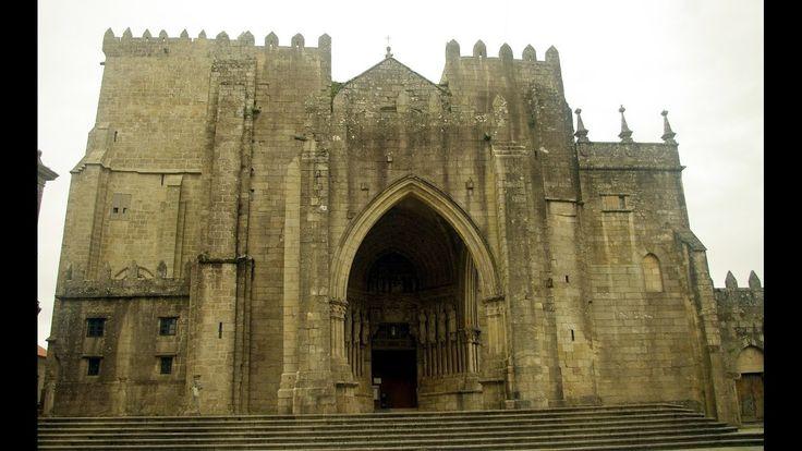Fotos de:Pontevedra -  Tiu - Catedral de Sta.  Maria -  Románico - vista...