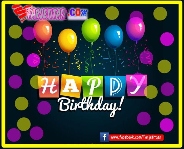FELIZ CUMPLEAÑOS AMOR - Hoy martes es el día de tus cumpleaños   Happy birthday - Tarjetas de Cumpleaños - Tarjetas - Postales - Dedicatorias - Poemas