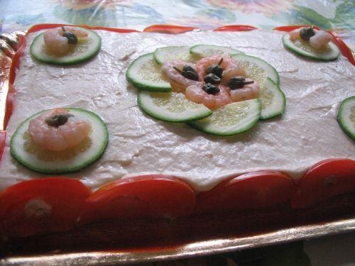 Pds salato alla mousse di salmone e gamberi di Luxus - Archivi - Cookaround forum