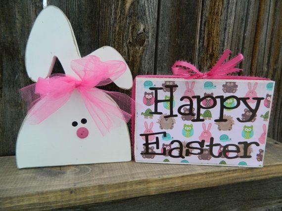 Happy Easter decor. | Spring/Easter | Pinterest | Easter ...