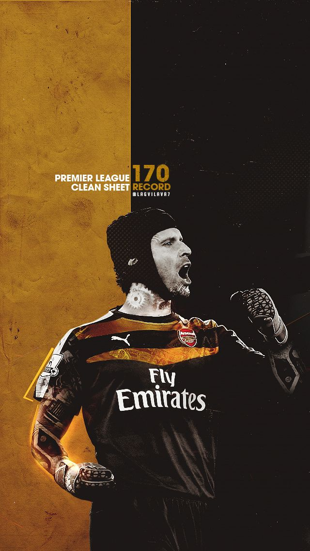 170 Premier League Clean Sheet by Petr Cech http://lagvilava.deviantart.com/art/Petr-Cech-580826619