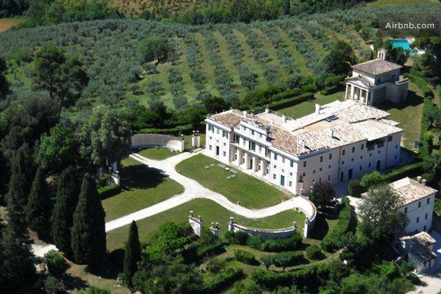 THE VILLA LA DELIZIA DEI  PIANCIANI in Spoleto