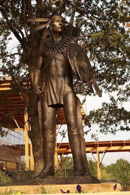 Chickasaw Cultural Center, Sulphur Oklahoma