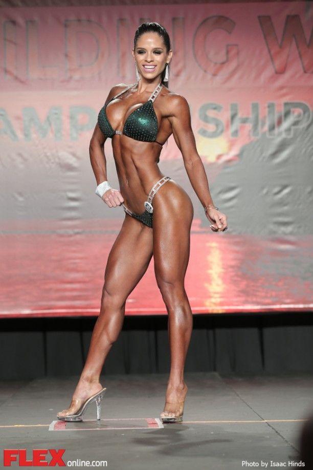 Michelle Lewin - Bikini - 2014 IFBB Tampa Pro | FLEX Online