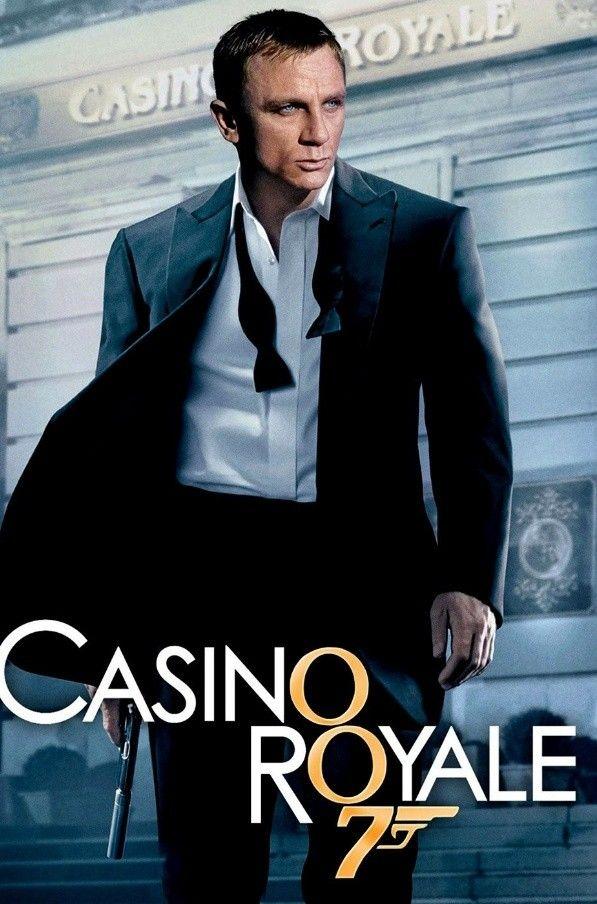 James Bond 007 Casino Royale