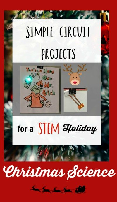 Simple Circuit Projects to Light Up the Holidays