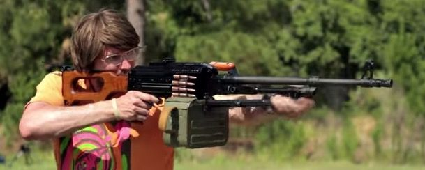 Dugan on Light Machine Guns - The Firearm BlogThe Firearm Blog