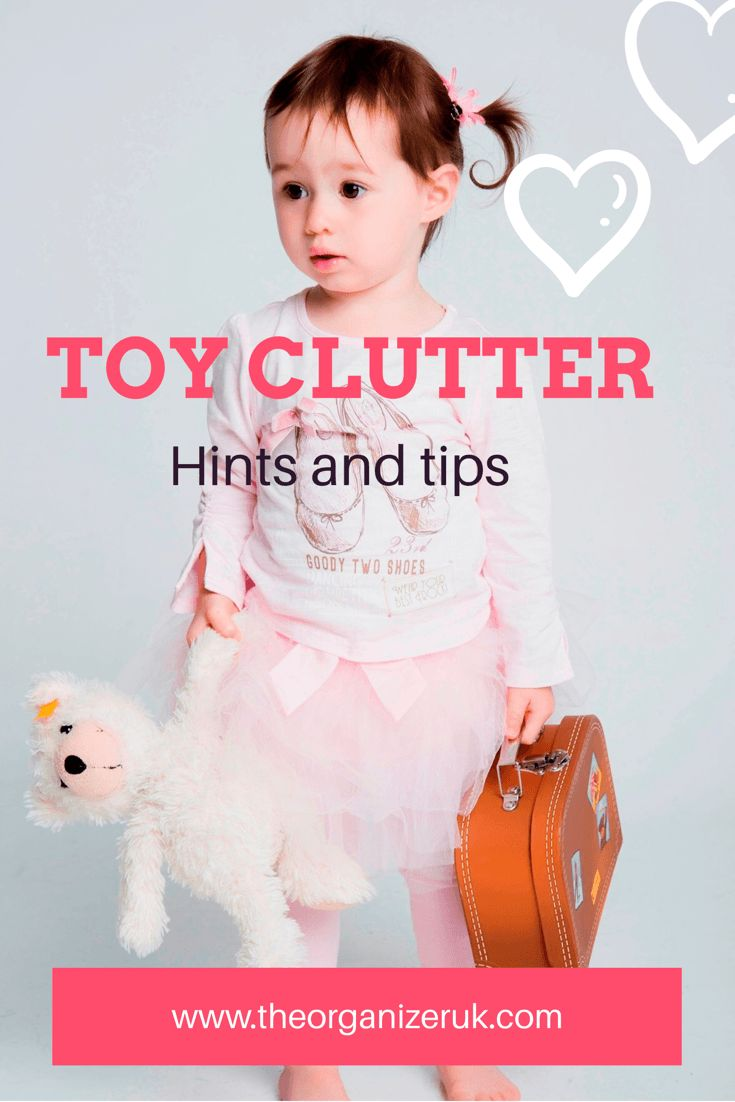 Tips and tricks for organising toy clutter #toys #toyclutter #toyorganisation #toydeclutter